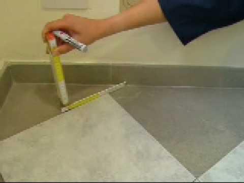 Settaggio tagliapiastrelle sigma per taglio piastrelle in diagonale youtube - Posa piastrelle diagonale ...