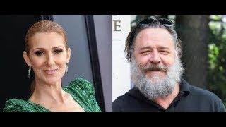 De la relation entre Céline Dion et l'acteur australien Russell Cro...