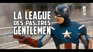 Gambar cover La League des Pas Tres Gentlemen ® parodie mozinor