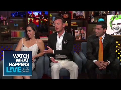 Million Dollar Listing Miami's Sam Vs. The Guys | WWHL