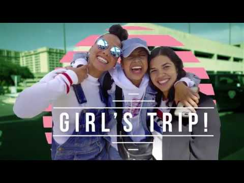 Alicia Keys, America Ferrera and Liza Koshy's Girls' Trip to Dallas: VOTE!