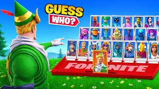 Fortnite GUESS WHO!