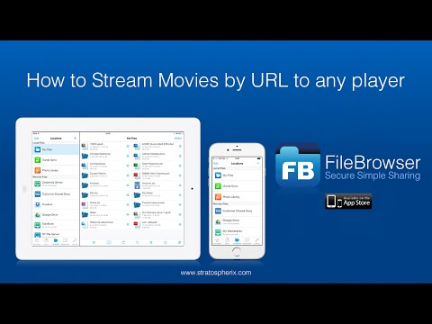 How to Stream Movies by URL to any player