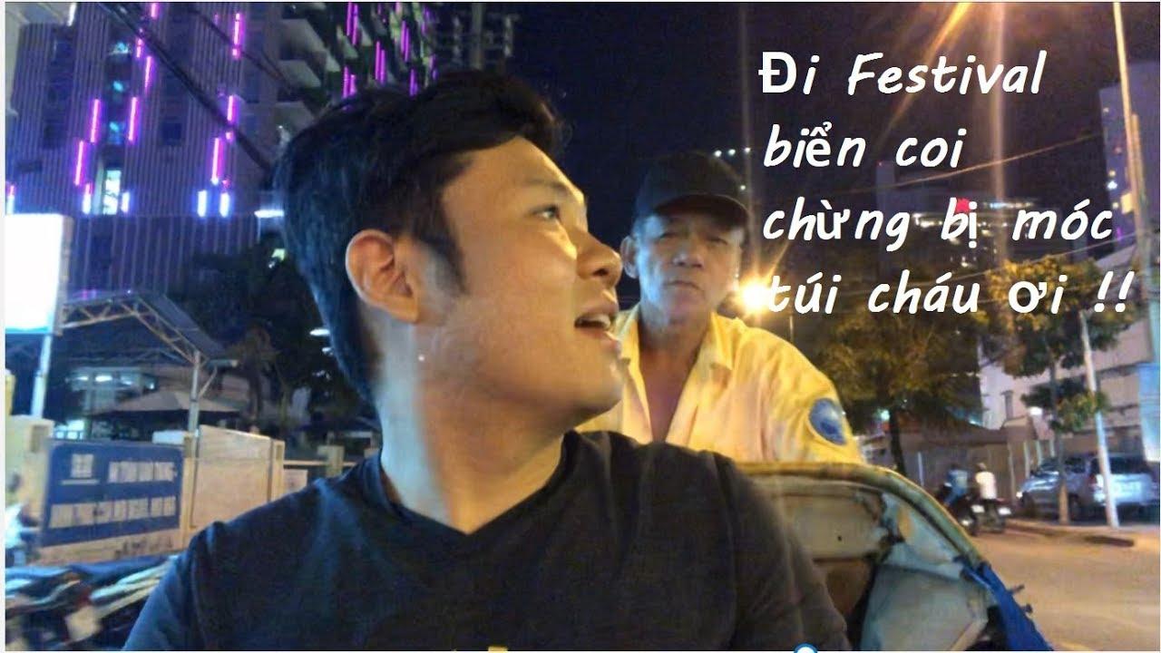 Vlog du lich Nha Trang 2019 ngày part 3: Đi Festival biển Nha Trang 2019 và cái kết nhảy Vinahouse
