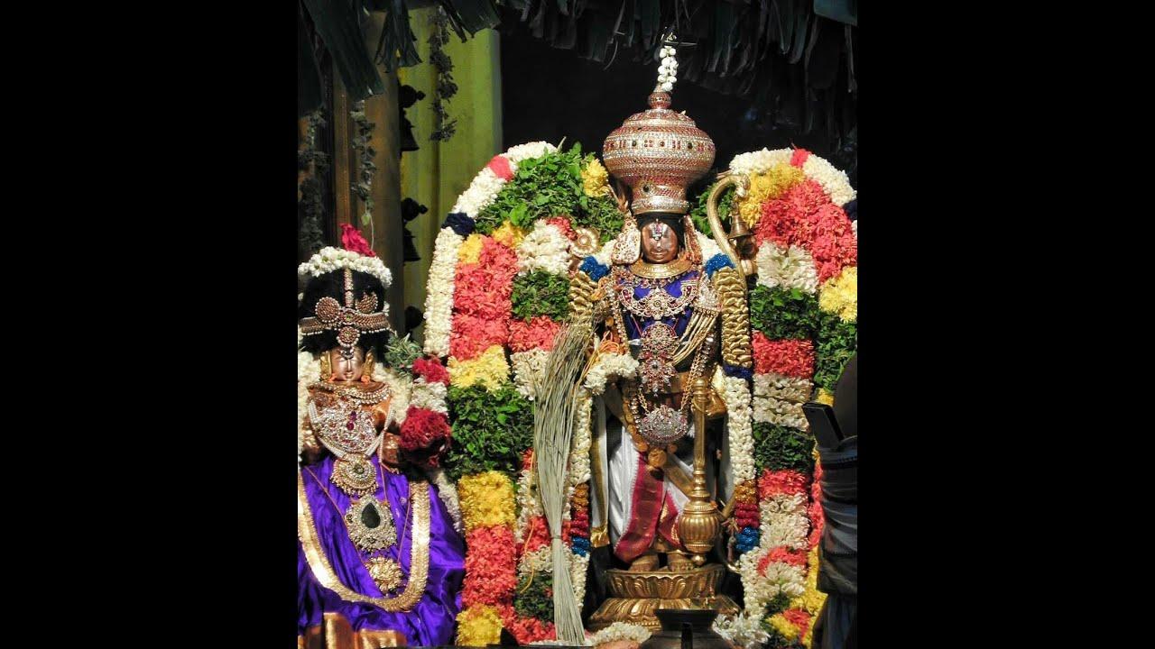 Gathi Neeye - Song on Kaalamegha Perumal in Raag Nalinakanthi - By Dr R Ganesh