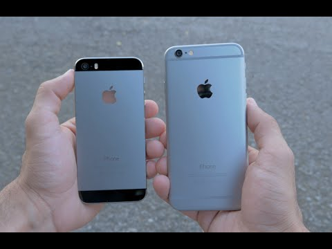 iphone 6 vs iphone 5s iphone 6 vs iphone 5s comparison 4k 1526