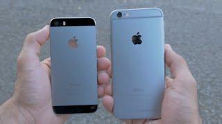 iPhone 6 vs iPhone 5s: Comparison (4K) MP3