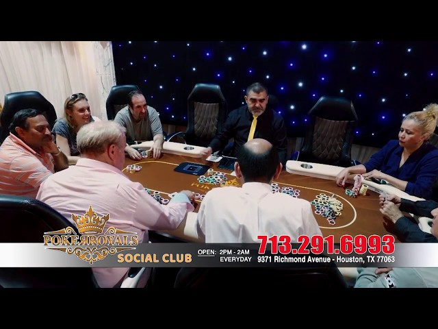 POKER ROYAL social club - 30 sec commercial