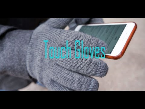 Make touch GLOVES at home | Awesome tricks | Easy steps | DIY