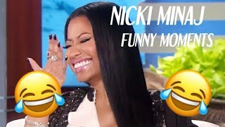 Nicki Minaj | Funny Moments (2017- 2018) | COMPILATION