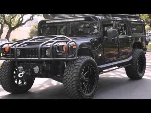 2006 Hummer H1 San Antonio TX 78230 - YouTube