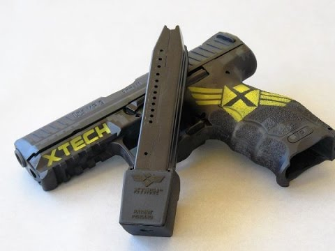 XTech Tactical VP9 Magazine