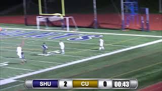 Men's Soccer vs. Cornerstone