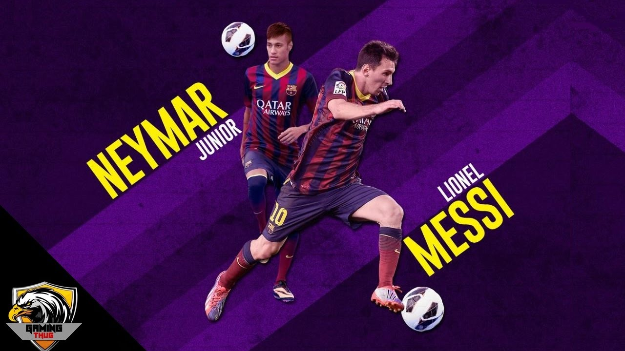 Messi And Neymar Wallpapers Hd Youtube