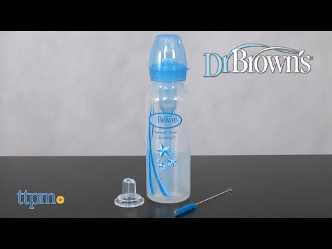 Dr. Brown's Natural Flow 2 in 1 Transition Bottle Kit from Dr. Brown's