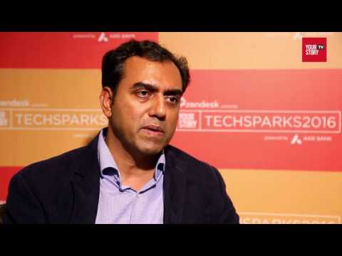 Funding innovative ideas : SANJAY NATH at Tech sparks 2016