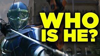 Black Widow Trailer TASKMASTER Identity Mystery! | RT