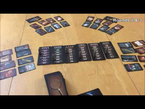 How to Play: Deception: Murder in Hong Kong