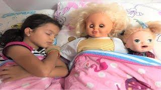 MASALIN BEBEKLERİ AĞLIYOR!!! Crying Babies Dolls  for Kids and Baby Born Doll
