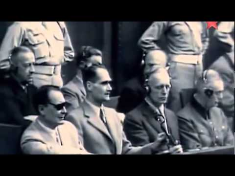 История ньюрнбергского процесса