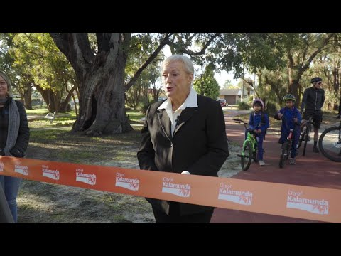 High Wycombe Shared Path launch