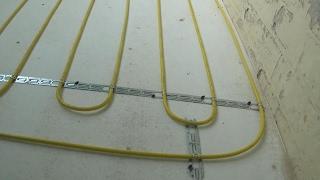 нагревательный кабель на балконе без стяжки
