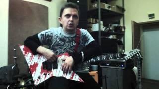 ESP LTD DJ 600 ( Алексей Страйк)