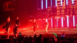 Kylie Minogue - Step Back In Time Live at Rod Laver Arena Melbourne 18/3/15 KMO Tour