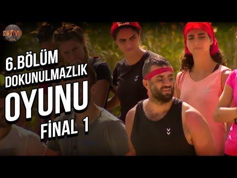 Final Dokunulmazlık Oyunu 1.Part | 6.Bölüm | Survivor Türkiye - Yunanistan