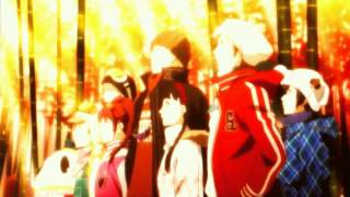 Persona 4 The Golden Animation Opening 1 World's End Dancehall (Fan)