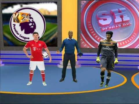 K24 Sports Hub with Tony Kwalanda (12.03.18)