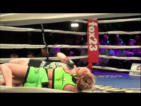"""MMATopics: Kathina """"KillSwitch"""" Catron vs. Jordan """"Ninja Princess"""" Gaza at XFL"""