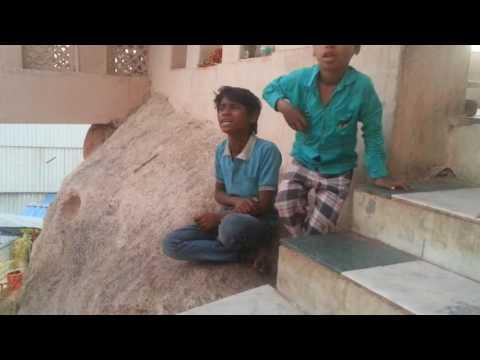 Garba singers at Gabbar, Ambaji Gujarat