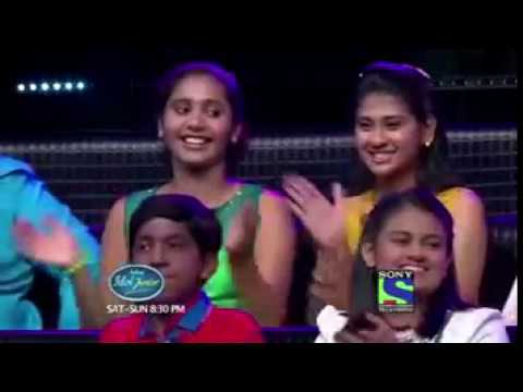 Indian Idol Junior 2015   Nahid sings Sawaar Loon   Promo   360P