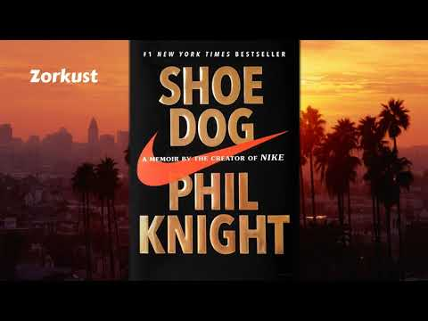 Shoe Dog A Memoir by Phil Knight the Creator of NIKE  FULL AUDIOBOOK