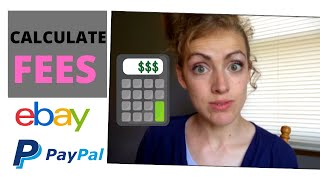 How to Calculate eBay and PayPal Fees With and Without a Store, Category Fees, Profit screenshot 5