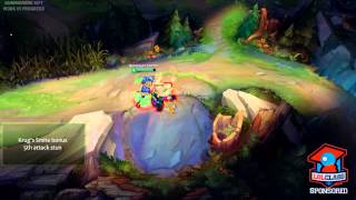 Small Jungle Changes Preview - League of Legends