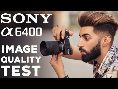 Sony a6400 image Quality Test in Wedding and Portrait & Photo Studio Photography in Day & Night