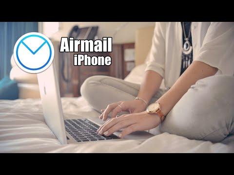 Análisis: Airmail para iOS iPhone, el mejor cliente de correo