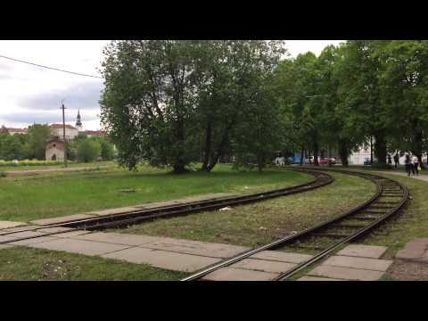 Light Rail in Tallinn Estonia