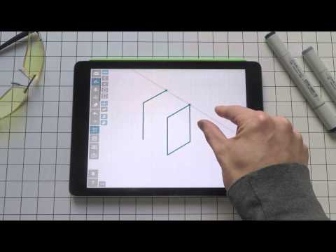 Learn Concepts: Four Ways to Draw a Cube