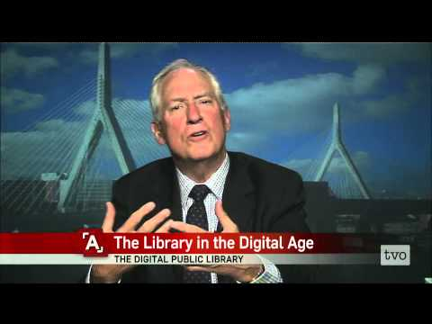 Robert Darnton: The Library in the Digital Age