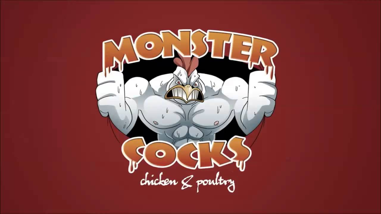Just monstercockz more