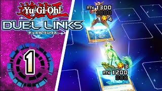 Yu-Gi-Oh! Duel Links Card Battles Game!!   YU-GI-OH! Duel Links Stage / Part 1 & 2