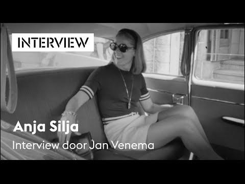 Anja Silja, interview door Jan Venema, Holland Festival 1968