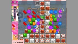 Candy Crush Saga Level 689 3*