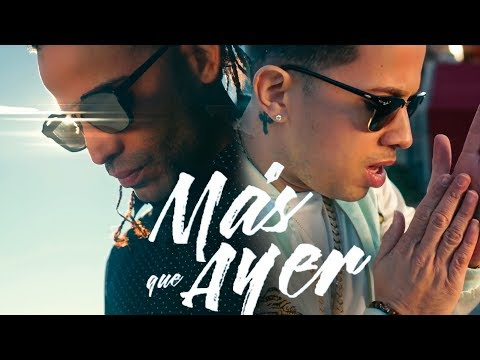 Thumbnail: Arcangel y De La Ghetto - Más Que Ayer [Official Video]