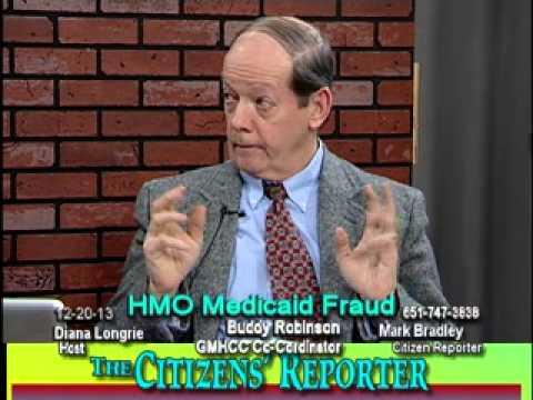 HMO Medicaid fraud in Minnesota, Part 1