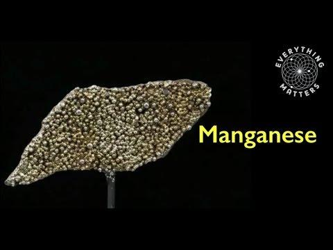 Everything Matters | Manganese | Ron Hipschman