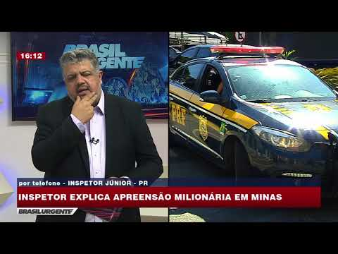 BRASIL URGENTE MINAS 04/05/2018